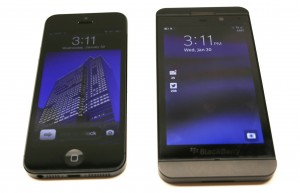 iPhone-5-Vs-Blackberry-Z10